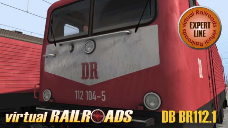 DB BR112.1 EL Orientrot