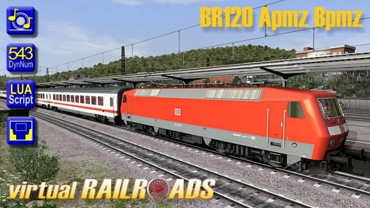InterCity Baureihe 120 Eurofima Bundle