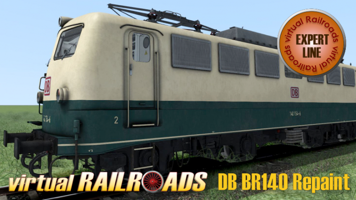 Repaint - BR140 154 6
