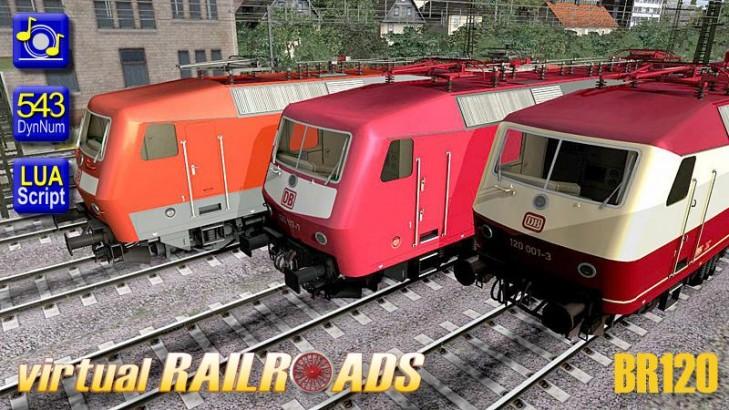 Baureihe 120 Bundle