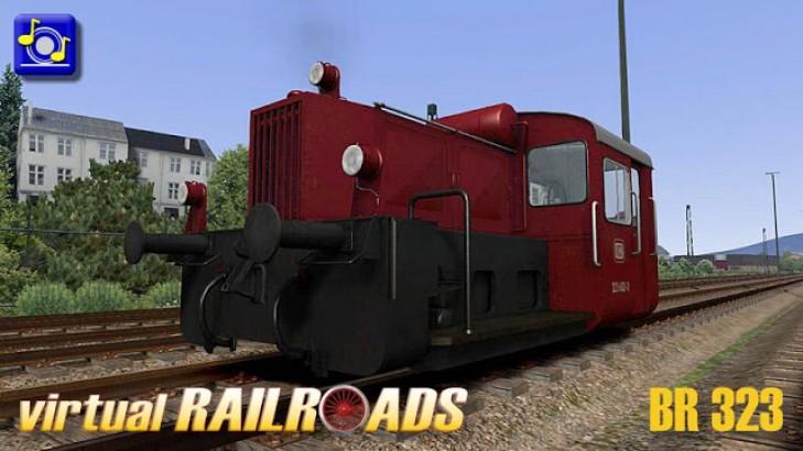 Baureihe 323 Köf II altrot