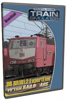 DB BR181.2 Orientrot EL