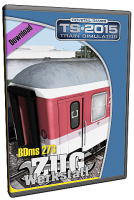 BDms 273 / Halbgepaeckwagen