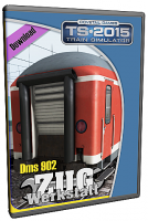 Dms 902 / Gepaeckwagen