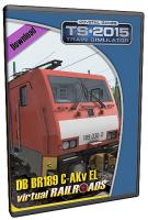 DB BR189 C-AKv EL Falrrs 152