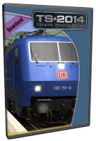Repaint - BR120 EL ZDF - 120 151-6
