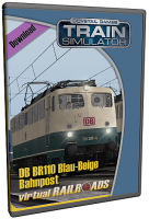 DB BR110 Bügelfalte BlBe / Am / Bm / mr-a 26