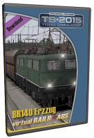 DB BR140 EL Erzzug