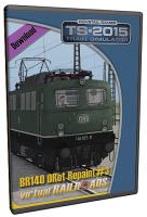 Repaint - BR140 025 8