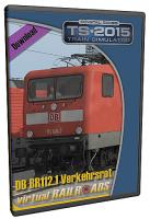 DB BR112.1 EL Verkehrsrot