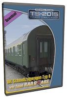 DR Schnellzugwagen Typ B