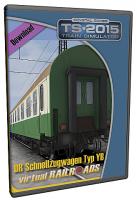 DR Schnellzugwagen Typ YB