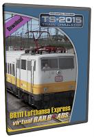 DB BR111 EL Lufthansa Express