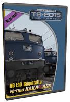 DB E10 Buegelfalte