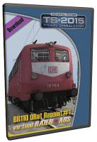 Repaint - BR110 114 6