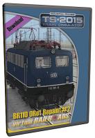 Repaint - BR110 287 0