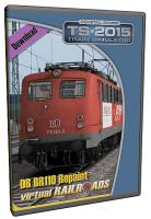 Repaint - BR110 243 3
