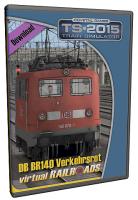 DB BR140 EL Verkehrsrot