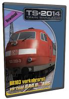DB BR103 verkehrsrot