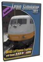 DB BR103 Lufthansa Express