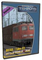 DB BR140 EL Falns