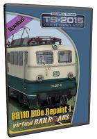 Repaint - BR110 207 8