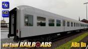 Silberling Nahverkehrswagen ABn silber