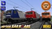 Baureihe 143 Privatbahn EL