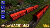 Falns Cargo / Railion / Schenker