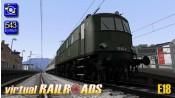 Baureihe 118 / E18 grün