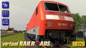 Baureihe 120 DB verkehrsrot
