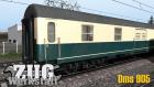 Dms 905 / Schnellzug Gepaeckwagen