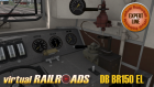 DB BR150 Verkehrsrot EL