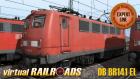 DB BR141 Verkehrsrot EL