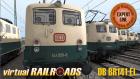 DB BR141 Blau-Beige EL