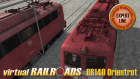DB BR140 EL Orientrot